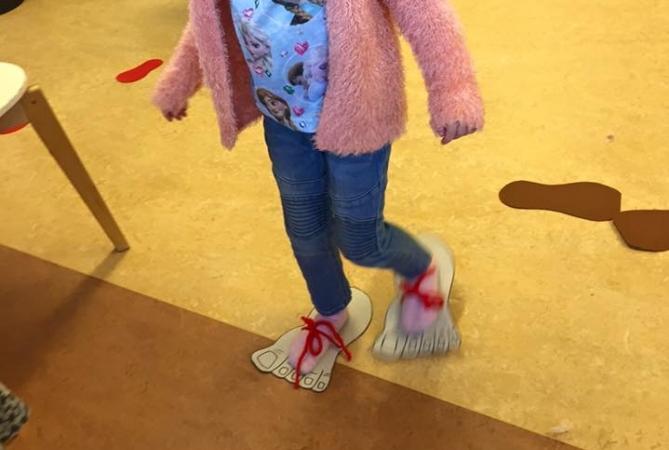 New Thema: Reuzen & kabouters - Kinderdagverblijf Diedeldumpie #RB31